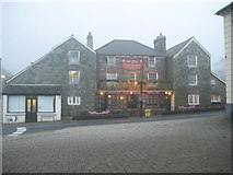 SX5973 : Princetown: Plume of Feathers Inn by Nigel Cox