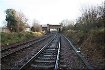 TA2609 : Along the line by Richard Croft