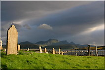 NC5759 : Cemetery on Kyle of Tongue by Mike Dodman