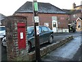 ST9003 : Charlton Marshall: postbox № DT11 5 by Chris Downer