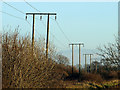 TA2426 : Power Lines by Andy Beecroft