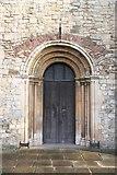 TA2609 : West Doorway by Richard Croft