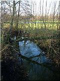 TM3464 : River Alde at the bridge, Rendham by John Goldsmith