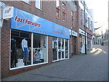 SU6351 : Fast Forward - Wote Street by Sandy B