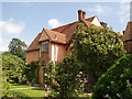TL8522 : House at the end of Coggeshall Abbey by Andy Barham