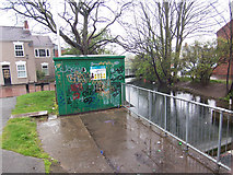 TA2609 : Electricity  sub-station, New Cartergate by David Wright