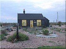 TR0917 : Prospect Cottage, Dungeness by Chris Whippet
