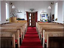 TG2834 : Trunch Methodist Church - view east by Evelyn Simak