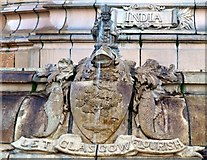 NS6064 : Doulton Fountain detail by Thomas Nugent