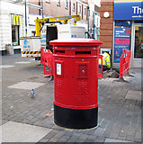 TA2609 : E II R Postbox, Victoria Street West, Grimsby by David Wright