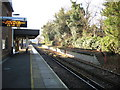 TQ0867 : Shepperton railway station by Nigel Cox