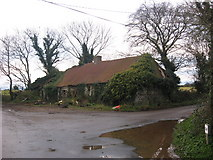 O1659 : Cottage at Belgee, Co. Dublin by Kieran Campbell