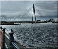 SD3317 : Marine Bridge by Gerald England
