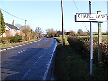 TM0659 : A1120 Church Road by Adrian Cable