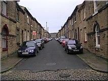SE1338 : Edward Street - Albert Terrace by Betty Longbottom