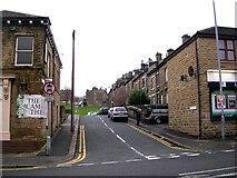 SE1437 : Elliott Street - Saltaire Road by Betty Longbottom