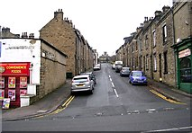 SE1437 : Park Street - Saltaire Road by Betty Longbottom