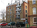 TQ3579 : Railway Avenue, Rotherhithe by Stephen Craven