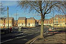 SP4974 : Buchanan Road, Rugby by Stephen McKay