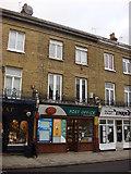 TQ1875 : Post office, Sheen Road, Richmond by Oxyman