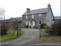 NN9952 : Smithy House, Tulliemet by Russel Wills