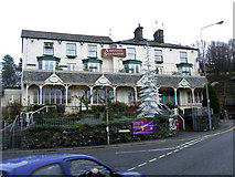 NY3704 : Ambleside Salutation Hotel by Bill Henderson