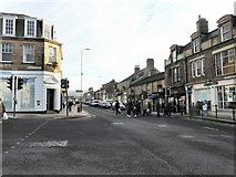 SK0394 : High Street East, Glossop by Gerald England