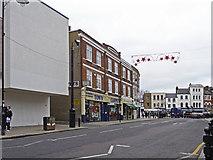 TQ3296 : London Road, Enfield by Christine Matthews
