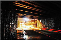 SE2932 : Sweet street West railway bridge by philld