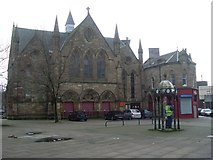 NS5565 : Govan Old Parish Church by Stephen Sweeney