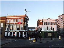 TQ3283 : The Rosemary Branch, Hoxton by Chris Whippet