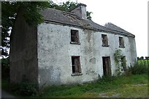 S1878 : Derelict  farm house by patrick connolly