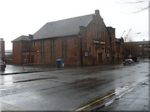 NS5565 : Govan Salvation Army by Stephen Sweeney