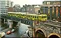 O1634 : The Loop Line, Dublin by Albert Bridge