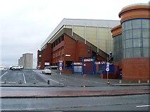 NS5564 : Broomloan Road Stand, Ibrox Stadium by Stephen Sweeney
