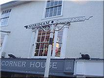 TQ1649 : Old direction sign Dorking by David Howard