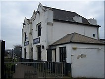 TQ6674 : The Ship and Lobster Pub, Gravesend by David Anstiss
