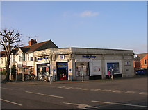 SU1584 : Swindon: Groundwell Road, convenience shop by Alby