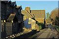 SD5186 : Back Lane, Sedgwick by Stephen McKay