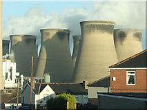 SE4724 : Ferrybridge Power Station by Peter Wilson