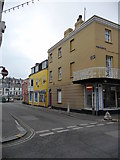 SY6778 : Weymouth - St Mary Street by Chris Talbot