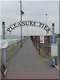 SY6878 : Weymouth - The Pleasure Pier by Chris Talbot