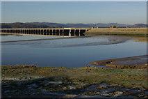 SD4578 : Kent Estuary, Arnside by Stephen McKay