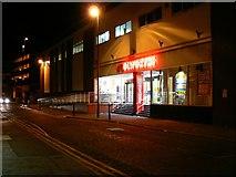 SU1584 : Woolworths, Edgware Road, Swindon by Brian Robert Marshall