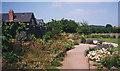 SO3830 : Abbey Dore Court Gardens by Trevor Rickard