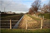 SK9567 : Pike Drain by Richard Croft