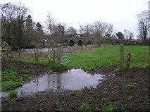 H4869 : Garvaghy Townland by Kenneth  Allen