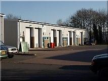 SX8672 : Swift Industrial Estate, Kingsteignton by Derek Harper