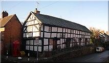 SO3958 : Duppa Almshouses (former), Pembridge by Philip Pankhurst