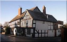 SO3958 : King's House, Pembridge by Philip Pankhurst